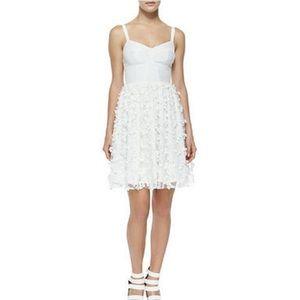 Amanda Uprichard Confetti Lace Dress Sz Med